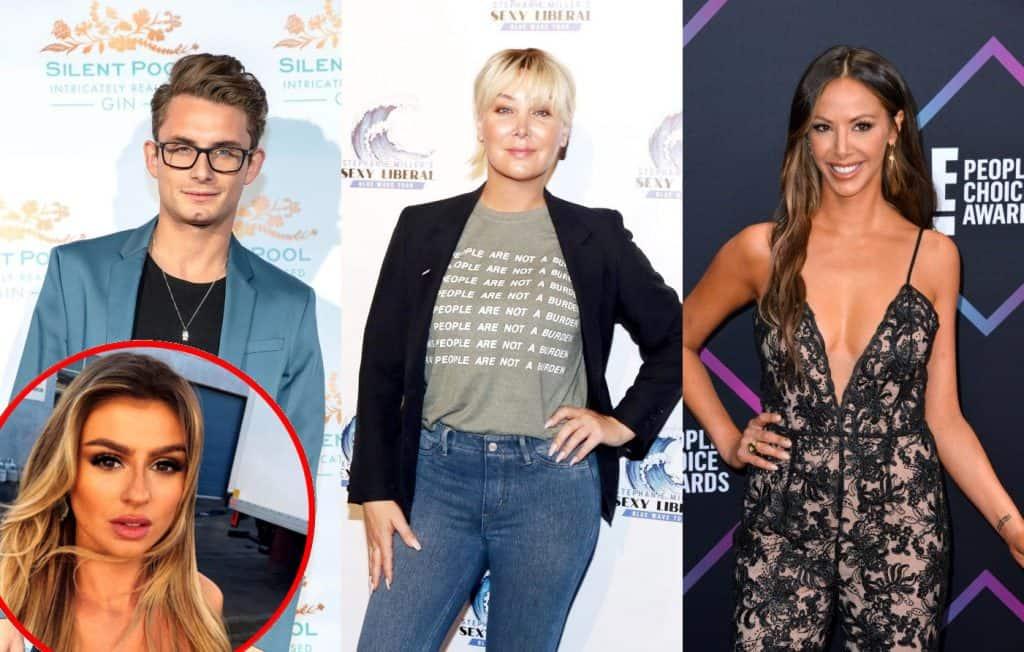 Vanderpump Rules' James Kennedy and Billie Lee Slam Kristen Doute plus Raquel