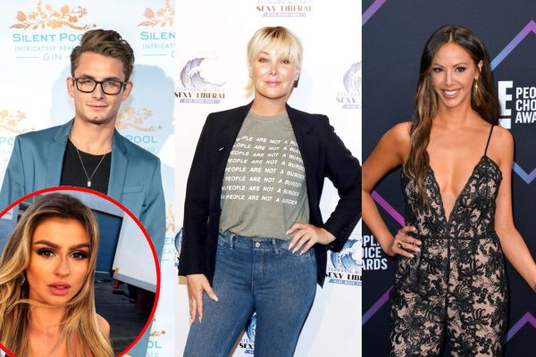 Vanderpump Rules' James Kennedy and Billie Lee Slam Kristen Doute plus Raquel