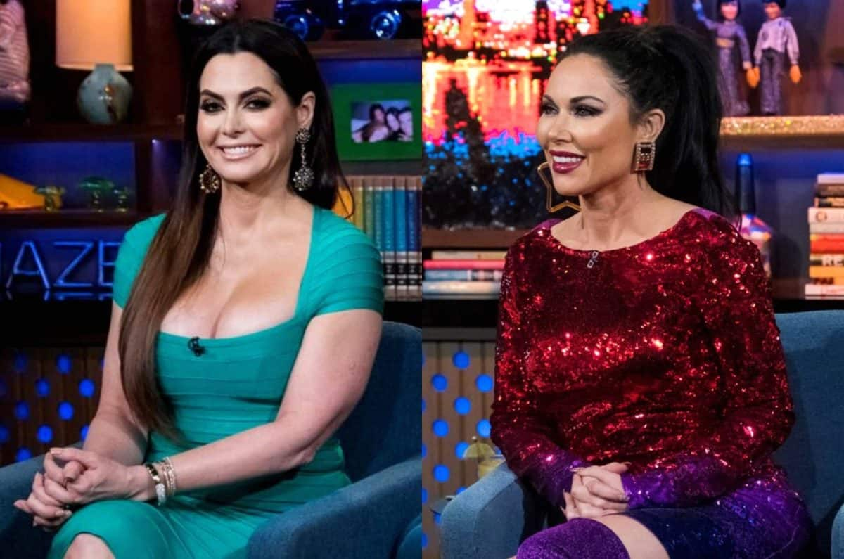 RHOD D'Andra Simmons Shares Update on Relationship With LeeAnne Locken