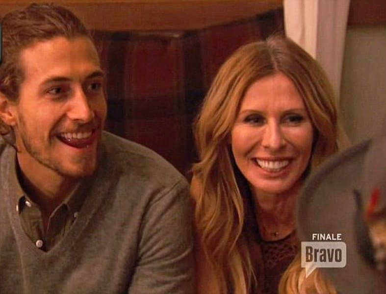 RHONY Carole Radziwill and Adam Kenworthy break up update