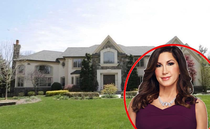 Jacqueline Laurita home foreclosure 2017