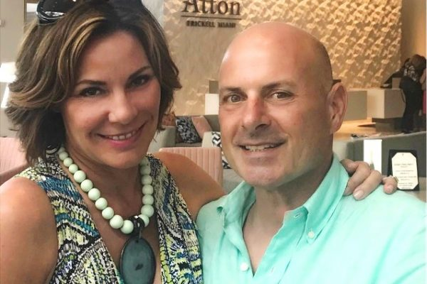 Tom D'Agostino and LuAnn
