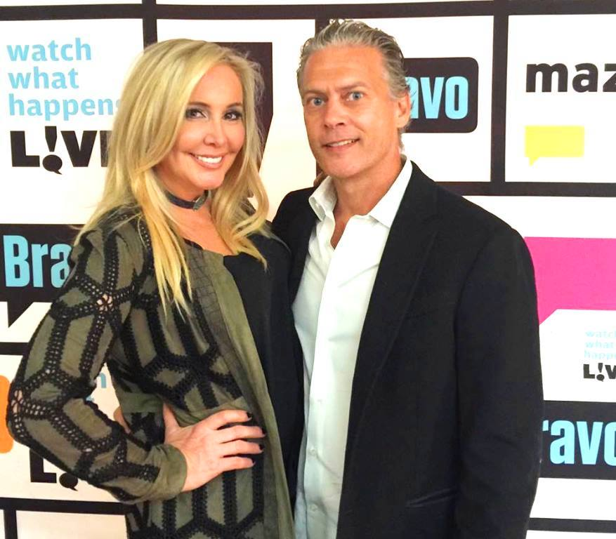 RHOC Shannon and David Beador