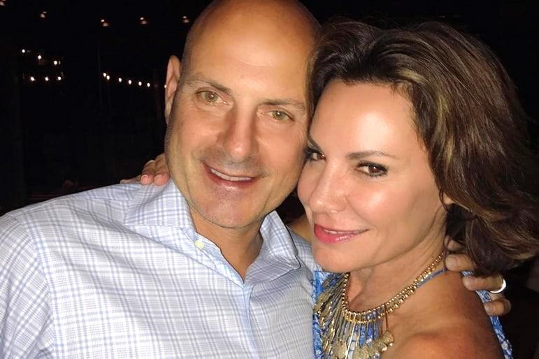 Luann de Lesseps ex-husband Tom D'Agostino