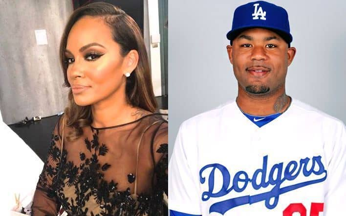 Evelyn Lozada and ex Carl