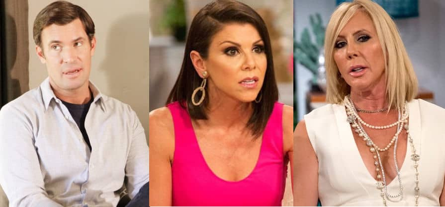 Jeff Lewis Slams Heather Dubrow and Vicki Gunvalson