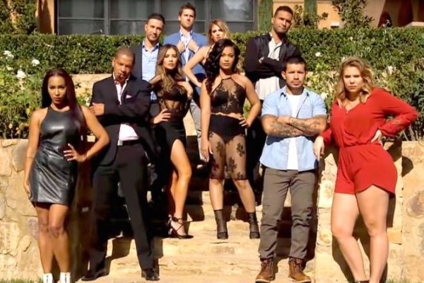 WeTV Marriage Boot Camp: Reality Stars 2017 Cast