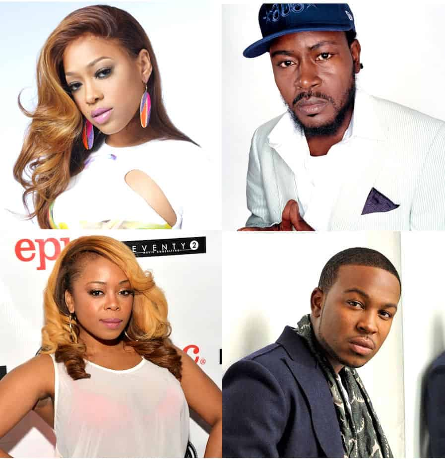 Love & Hip Hop Miami Cast LHHMiami