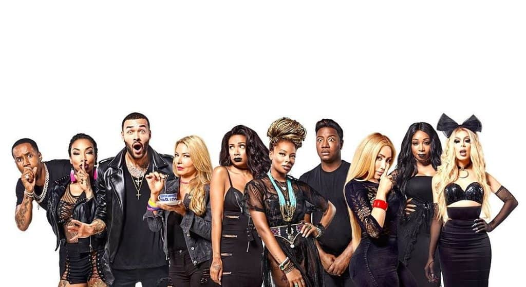 VH1 Scared Famous Reality Show