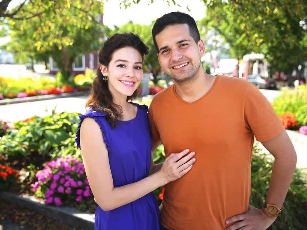 90 Day Fiance Season 5 Evelyn Cormier and David Vazquez