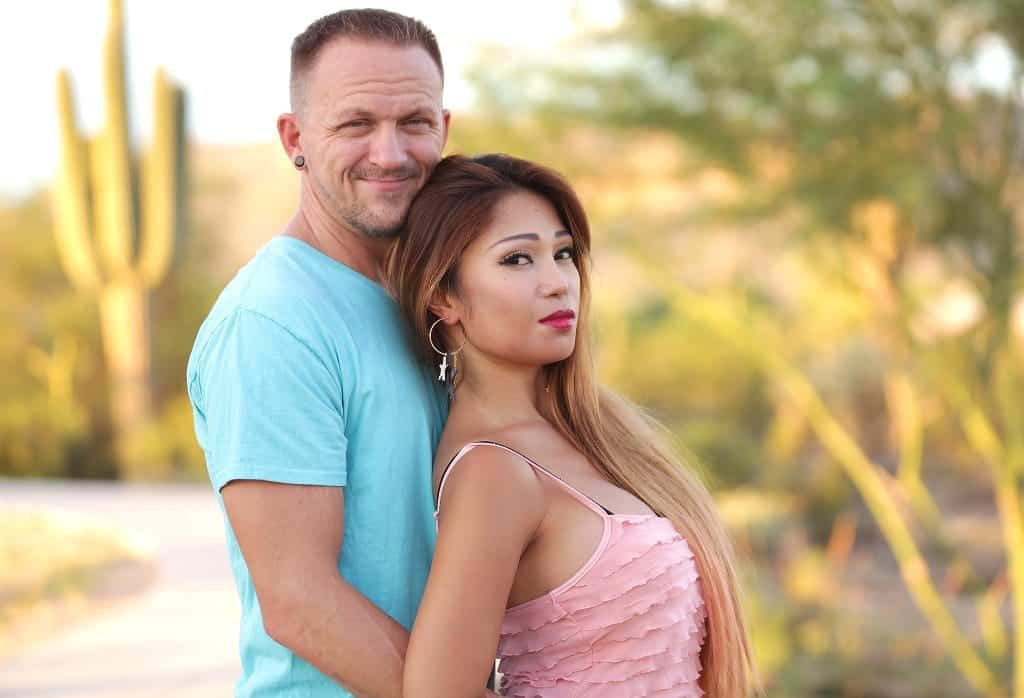90 Day Fiance Season 5 Josh and Aika