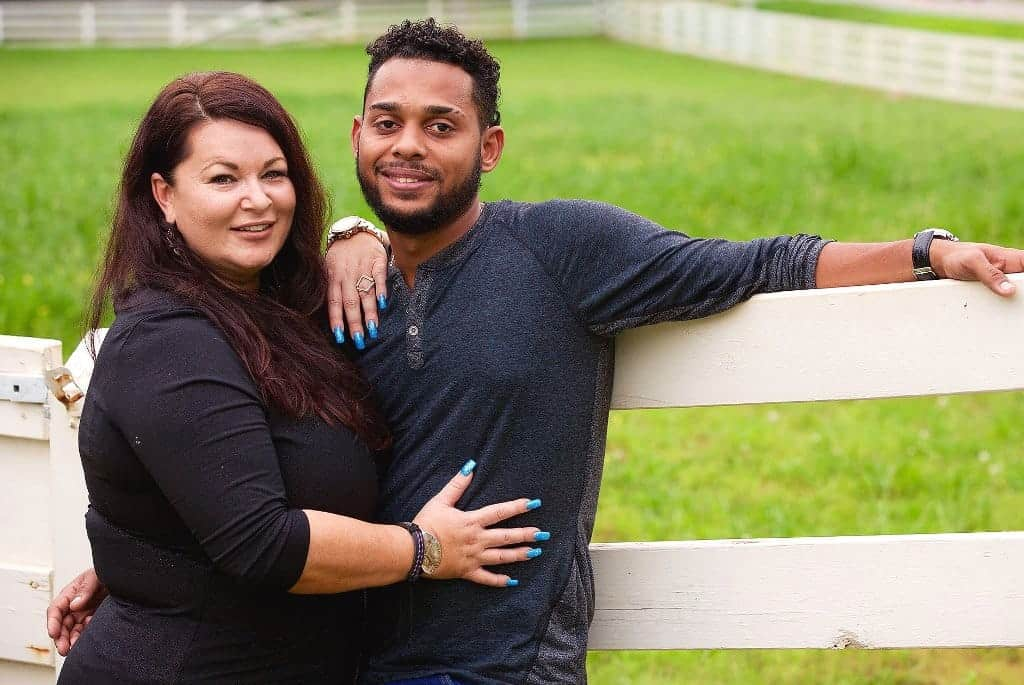 90 Day Fiance Season 5 Luis Emmanuel Mendez and Molly Hopkins