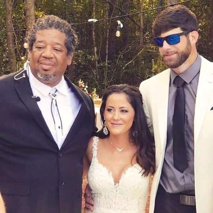 Teen Mom David and Jenelle Wedding