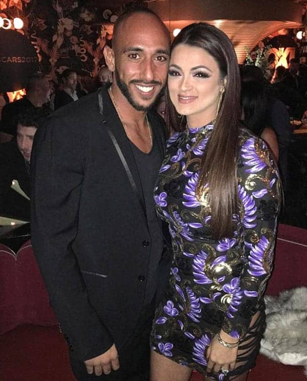 Who is jax dating from shahs of sunset