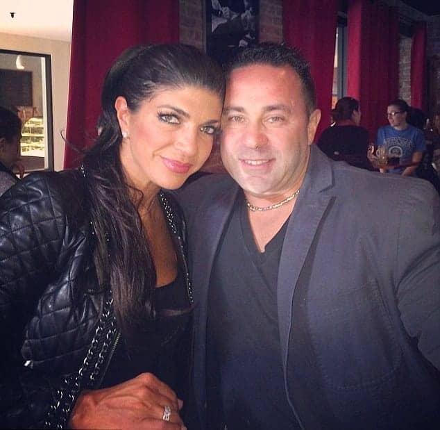 Teresa Giudice and Joe Giudice Instagram