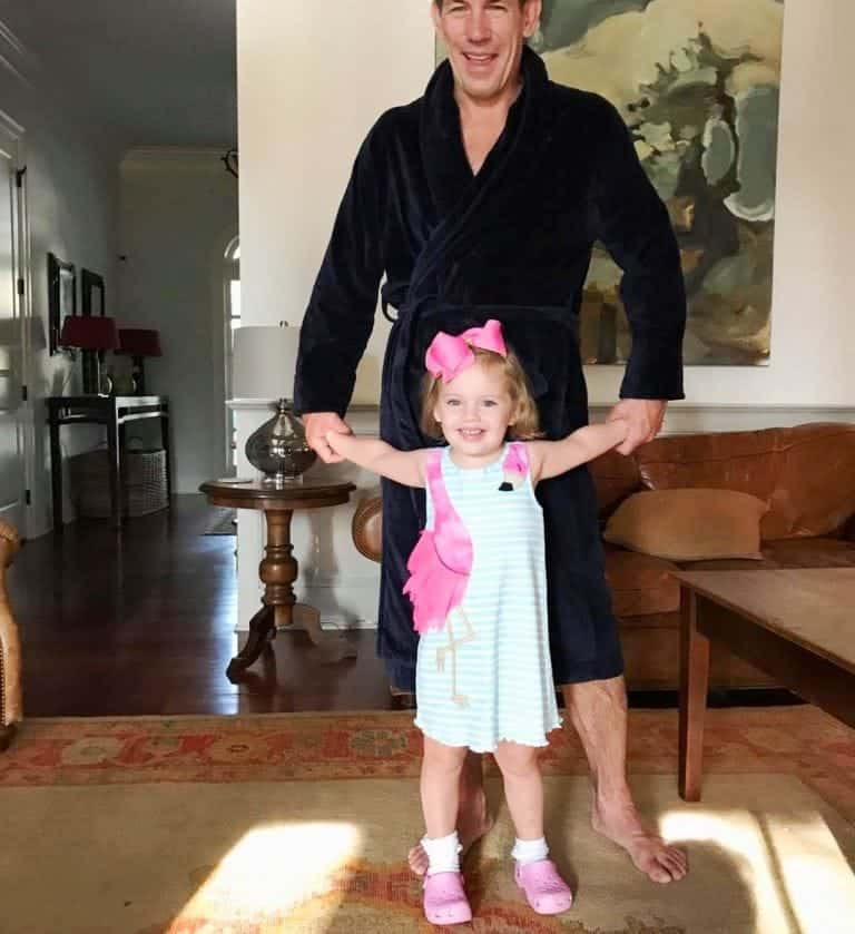 Thomas Ravenel with daughter Kensie Ravenel