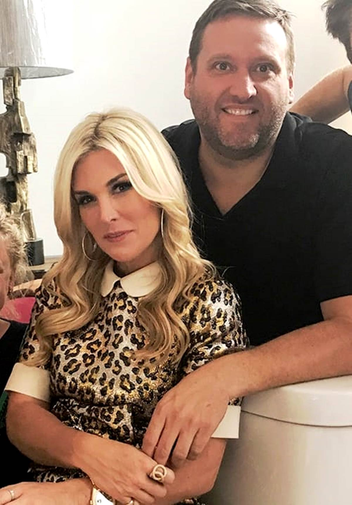 RHONY Cast Accuse Tinsley Mortimer of Buying Her Way Onto the Show!