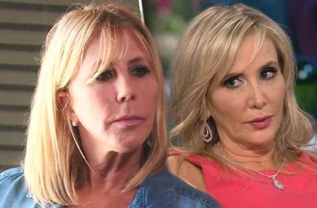 Vicki Gunvalson Blames Shannon Beador