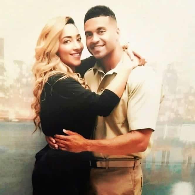 Apollo Nida Update 2017 Prison Photo with fiance Sherien Almufti