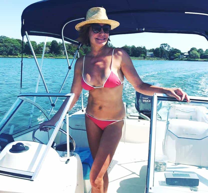 LuAnn de Lesseps Vacation