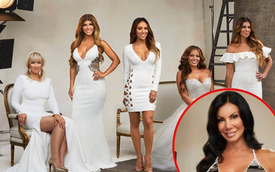 Danielle Staub vs RHONJ Season 8 Cast