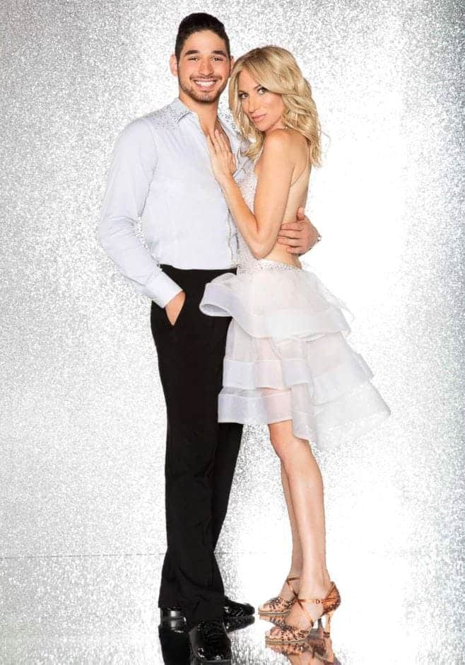 2017 Dancing with the Stars Season 2 Debbie Gibson and Alan Bersten