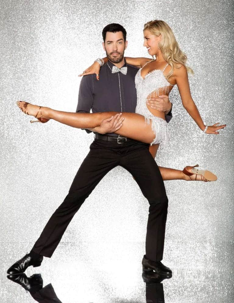 2017 Dancing With the Stars Drew Scott and Emma Slater