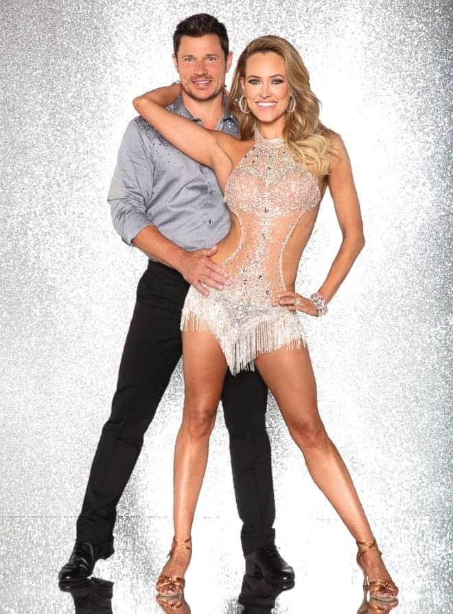 2017 With the Stars Season 25 Nick Lachey and Peta Murgatroyd