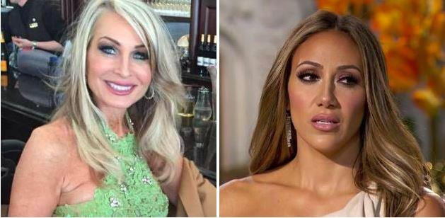 RHONJ Kim D and Melissa Gorga