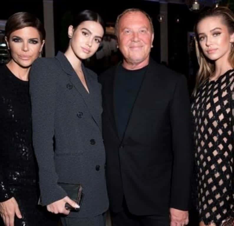 Lisa Rinna model daughters