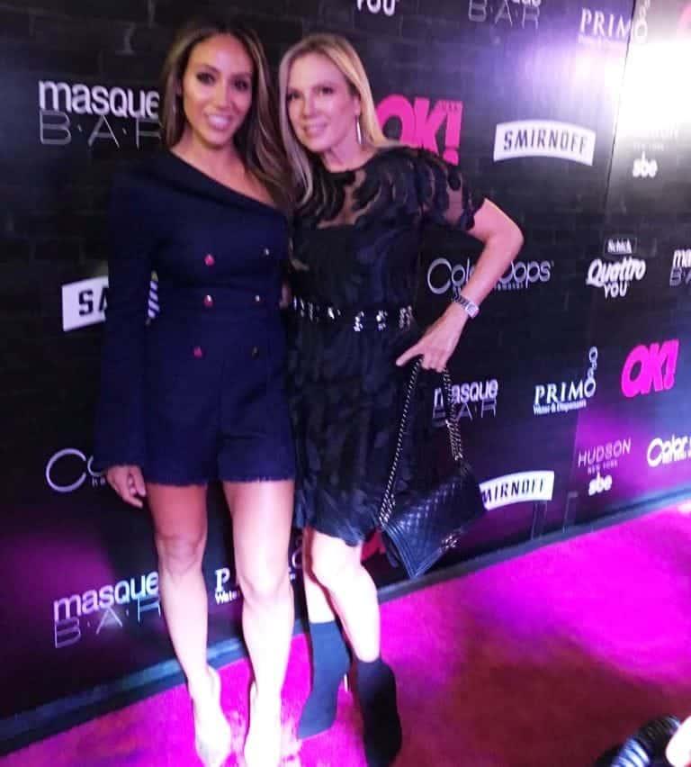Ramona Singer and Melissa Gorga