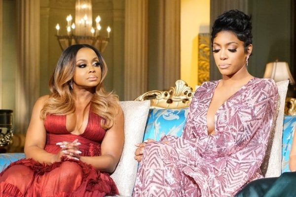 Phaedra and Porsha RHOA Reunion