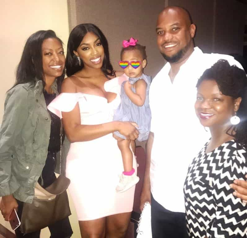 Porsha Williams brother and sister