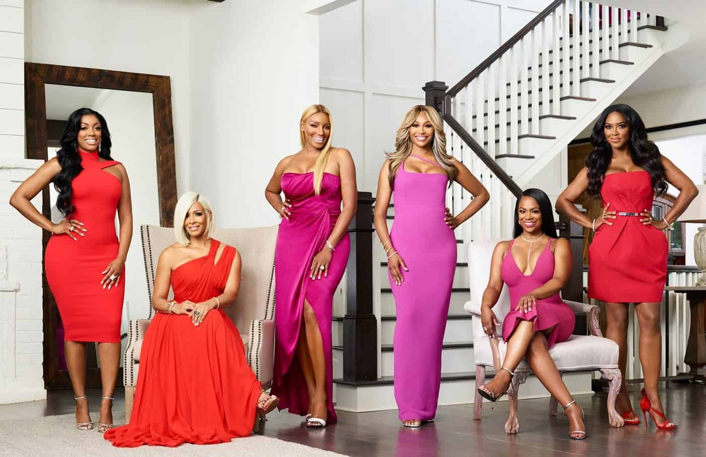 Real Housewives of Atlanta season taglines