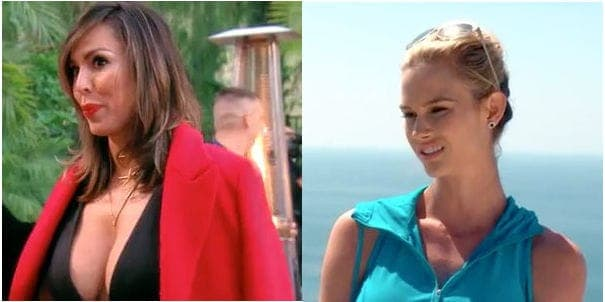 Kelly vs Meghan RHOC