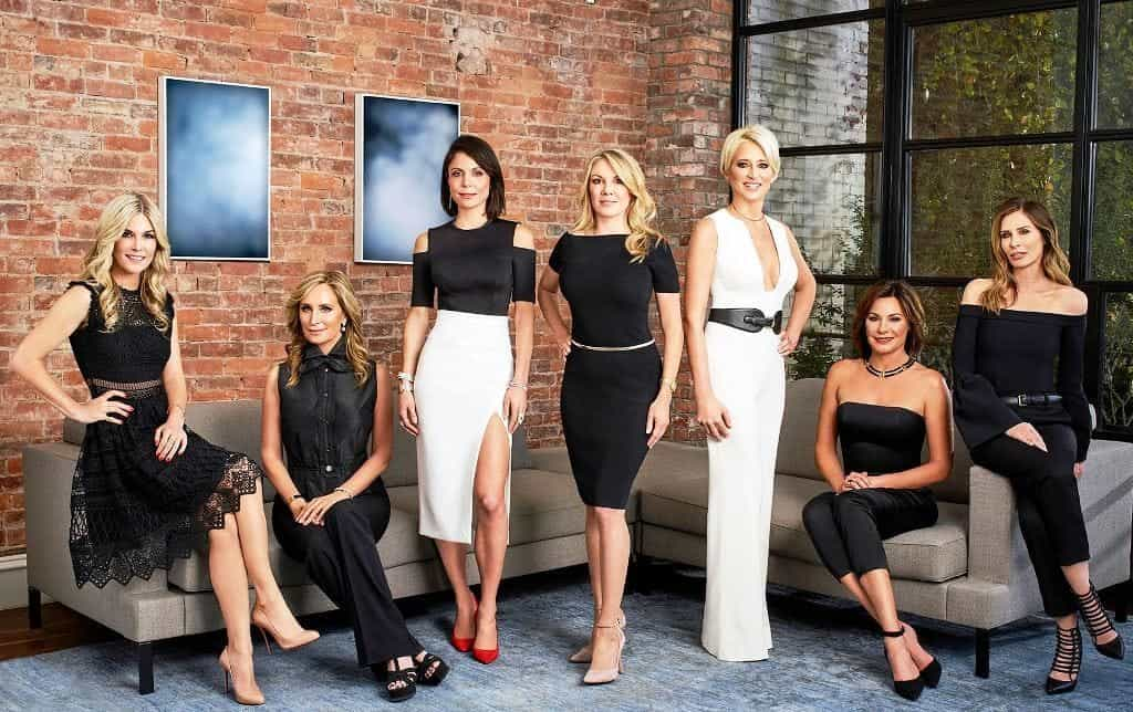 rhony cast no make-up photos