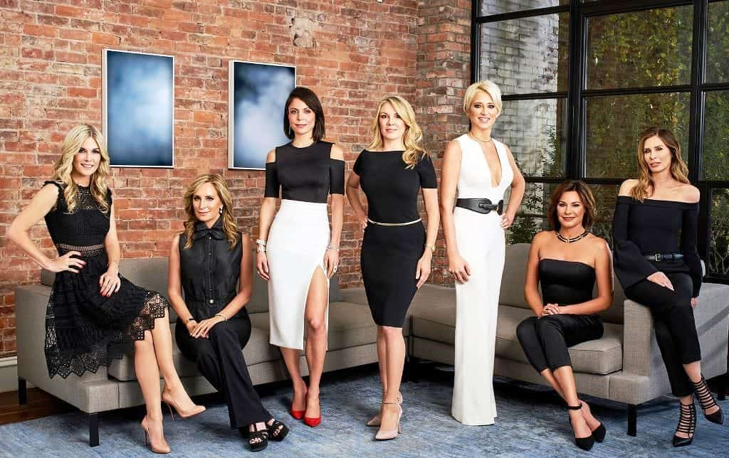 rhony cast no make-up