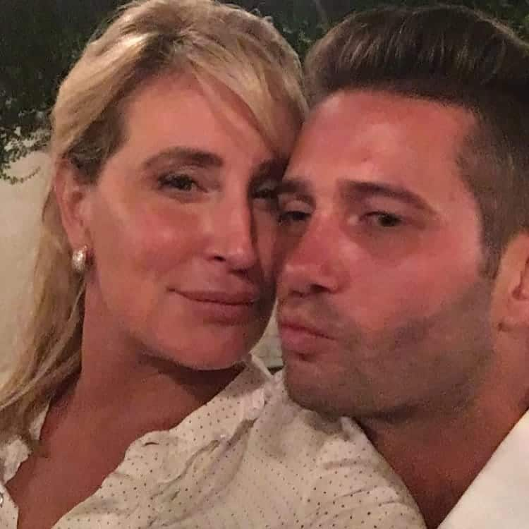 Sonja Morgan Drunk at Josh Flagg Wedding