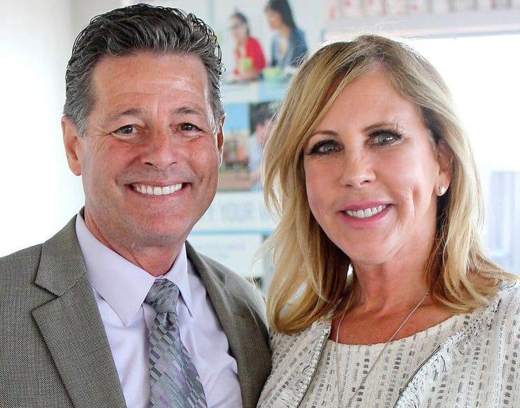 Vicki Gunvalson & Boyfriend Steve Lodge
