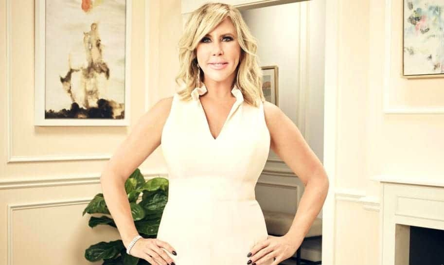 Real Housewives of Orange County 2017 Vicki Gunvalson