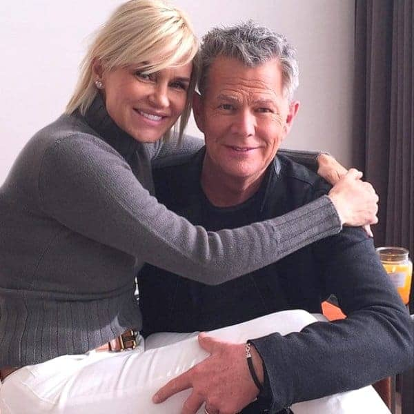 Yolanda Hadid ex-husband David Foster