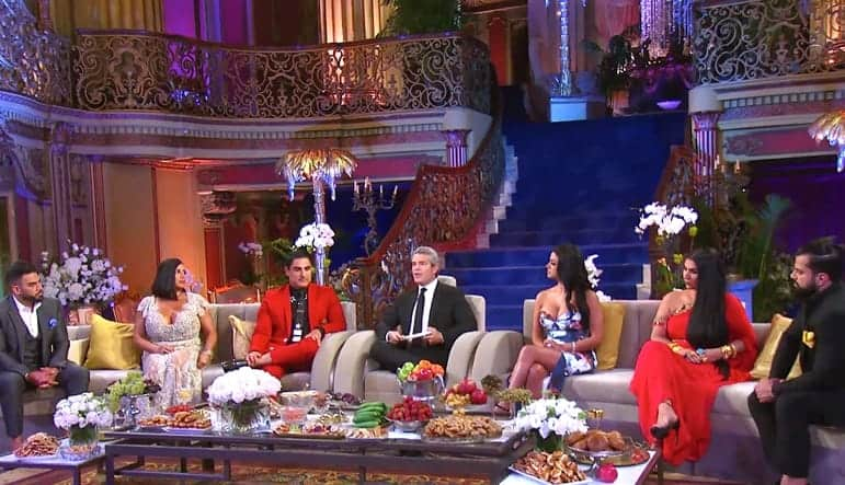 2017 shahs on sunset season 6 reunion
