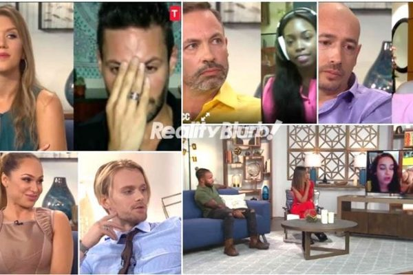 90 Day Fiance Before the 90 Days Cast Reunion tell all preview