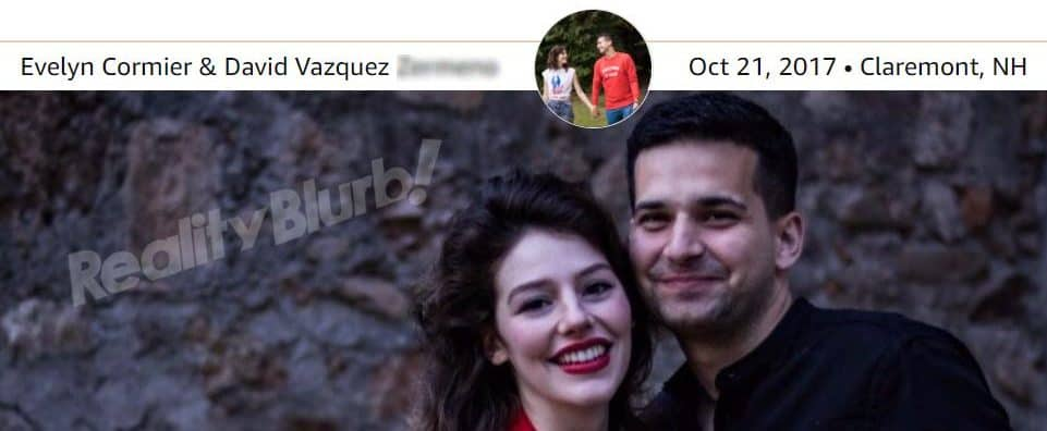 Evelyn Cormier and David Vazquez Wedding Registry