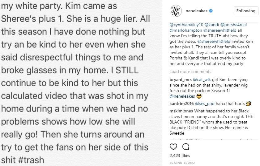 NeNe Leakes neneleakes • Instagram photos and videos