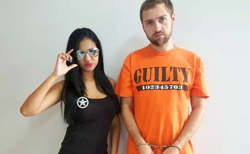90 Day Fiance Paul prison outfit criminal past