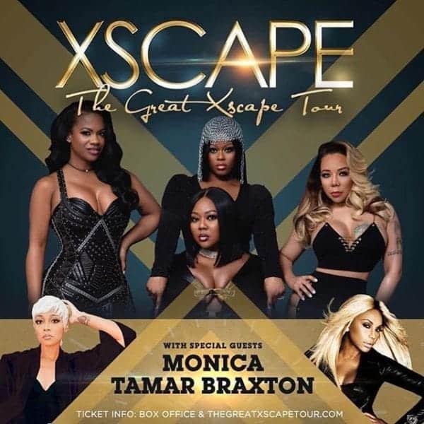 Kandi Xscape Tour