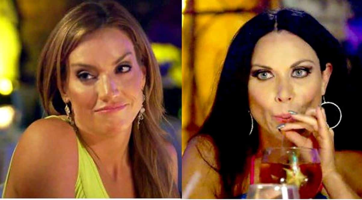 RHOD's Cary Deuber Slams LeeAnne Locken Over Gay Rumors; LeeAnne Asks Why She's the Only One Who Has to Own Her S**t?
