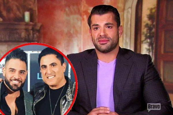 Shahs of Sunset Shervin slams Reza and Mike
