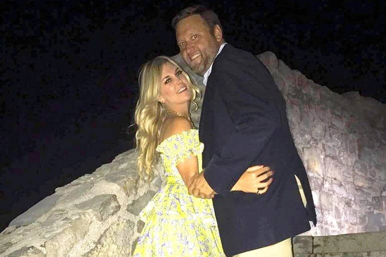 Tinsley Mortimer and Scott Kluth break up